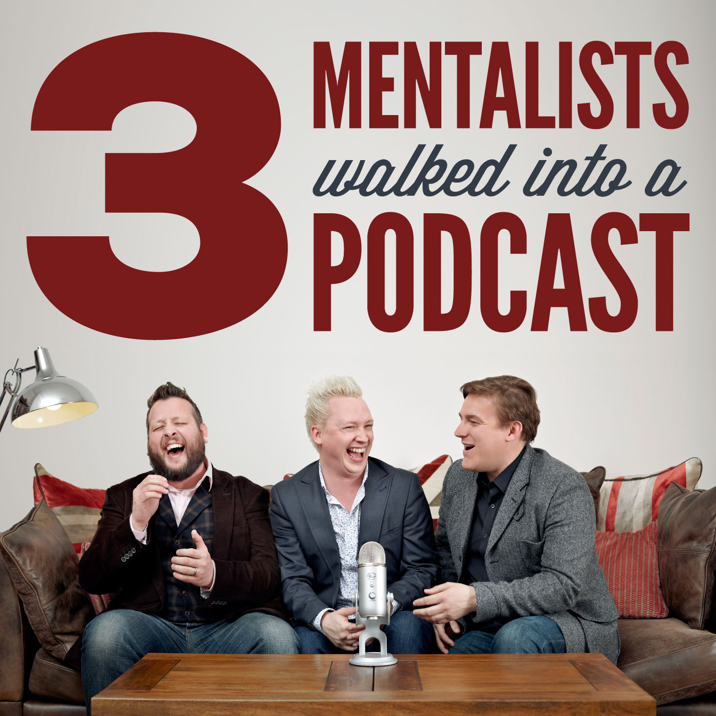 3 Mentalists Walked Into A Podcast